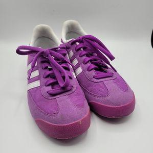 Adidas Dragon pink purple